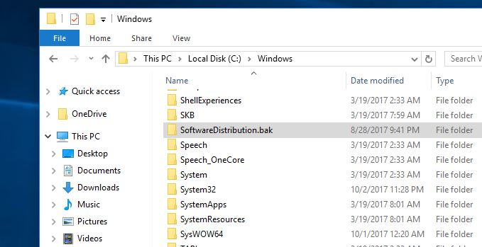 How to Reset Windows Update Components on windows 10 (Updated)