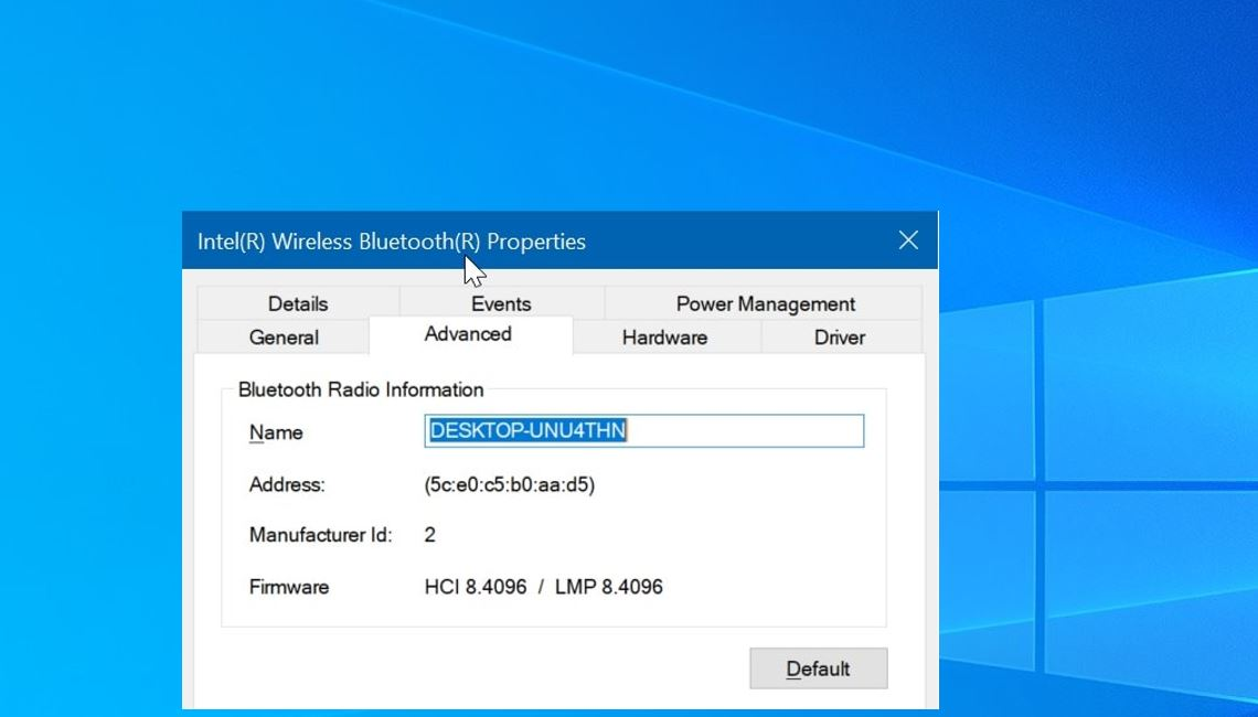 How To Check Bluetooth Version On Windows 10, 8.1 and 7