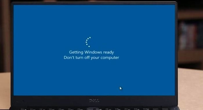 Solved: Windows 10 May 2019 update stuck at getting ready ...